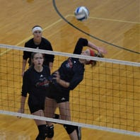 State's top volleyball stars put on a show in Battle Creek at MIVCA All-Star Classic