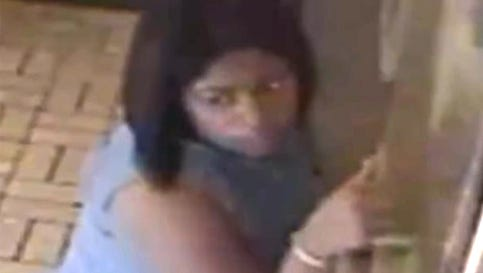 Camden County Police say they've identified the woman shown as she apparently directs a child to steal from a Chinese restaurant in Camden.