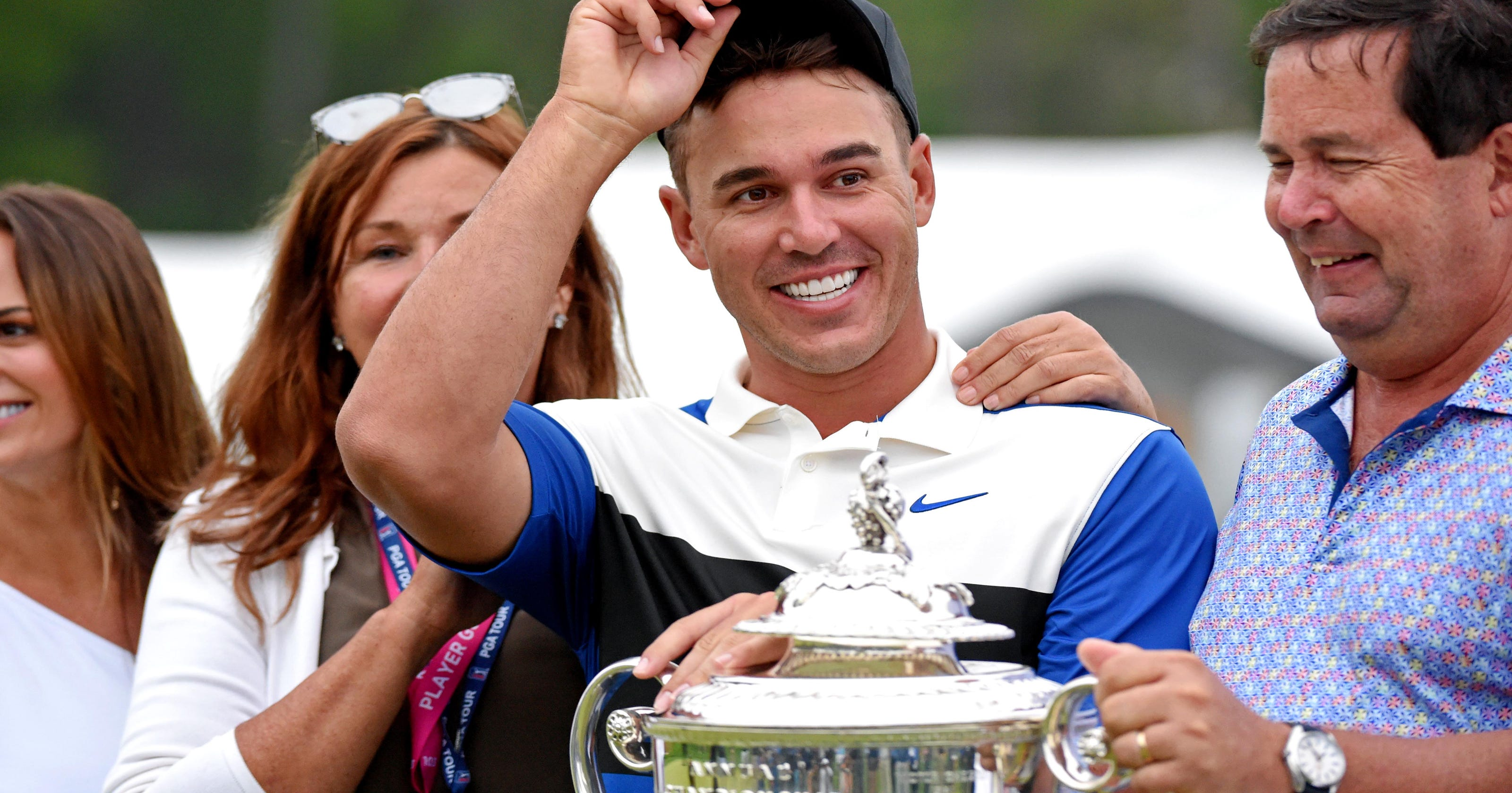 Brooks Koepka is very good, but slow down on Tiger Woods comparisons