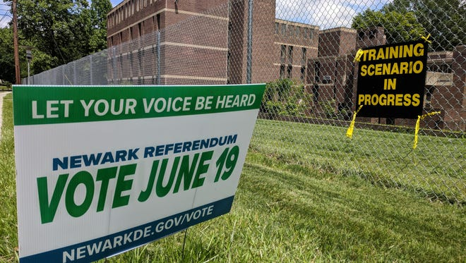 A referendum vote on the future of the Rodney dorm complex will be held June 19.