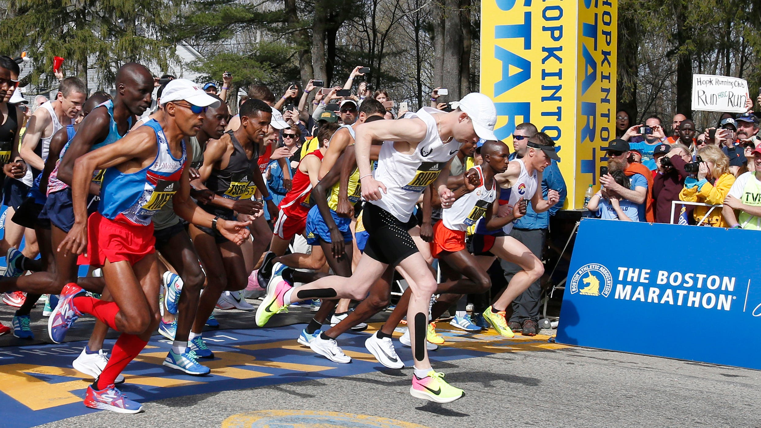 Coronavirus live updates: NYC targets reopening in June; Boston Marathon canceled; San Francisco stay-at-home order is now indefinite