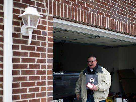 Millville resident Lance Koehler, 60, learned last