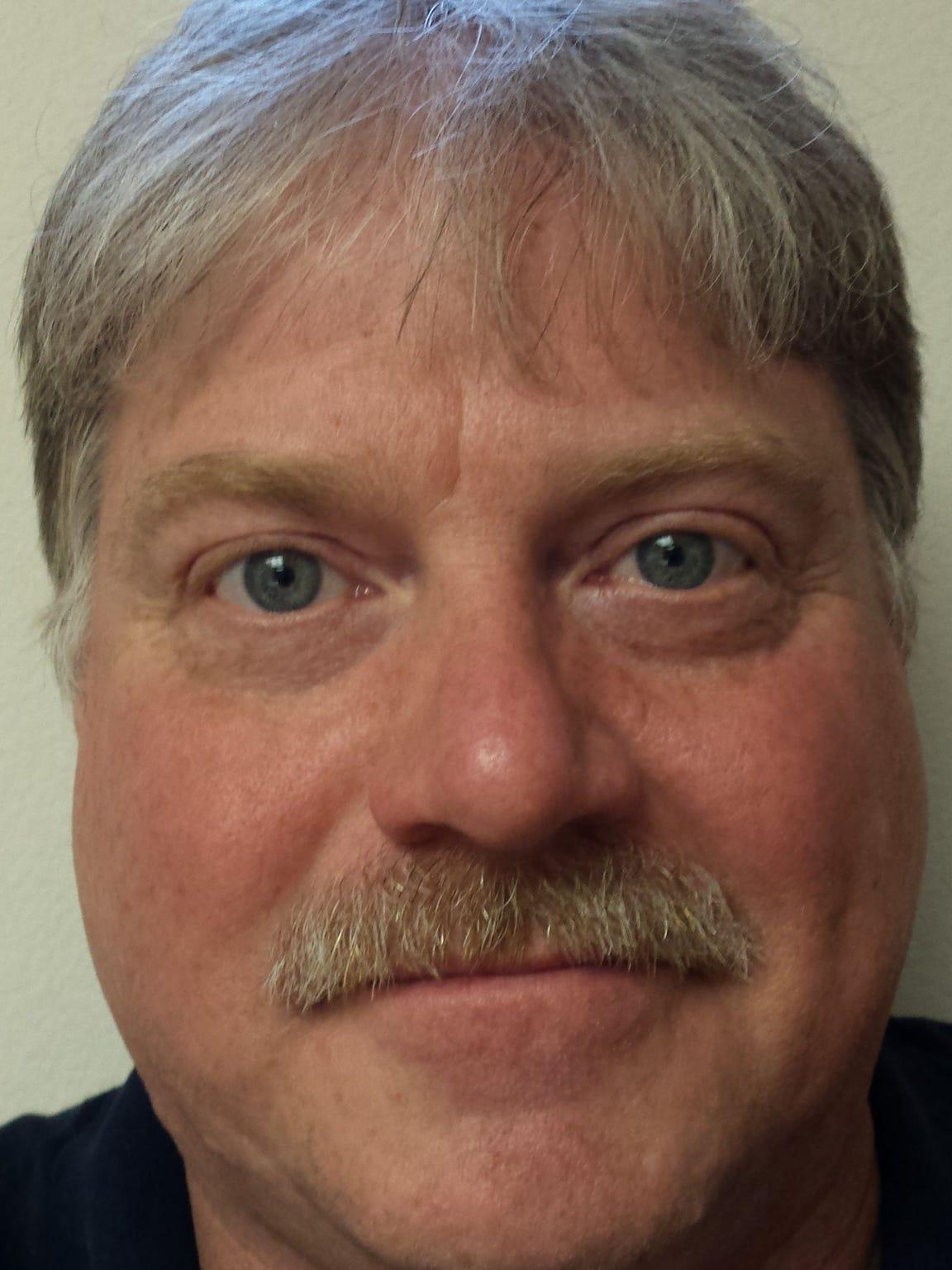 Manitowoc County Coroner Curtis Green