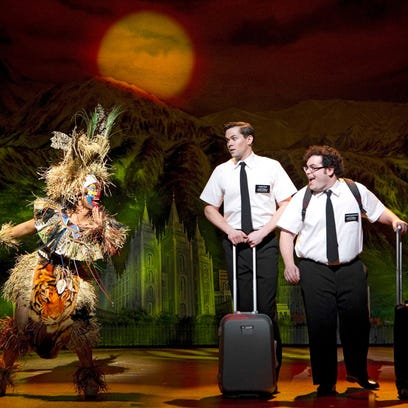Book of Mormon coming back to Reno's Pioneer Center for Broadway series