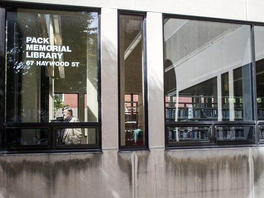 Pack Memorial Library