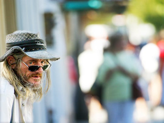 In Key West, the homeless could spend up to 60 days