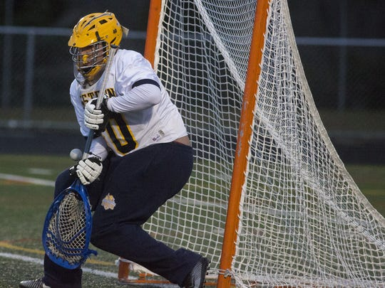 Kevin Royce has stepped up in goal during Eastern York's