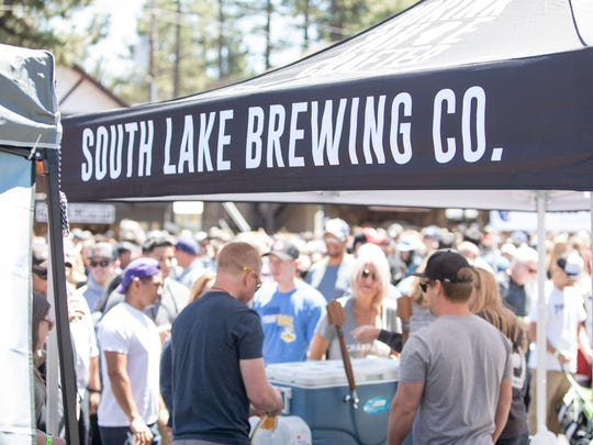 South Tahoe Brewing Company is quickly becoming a favorite