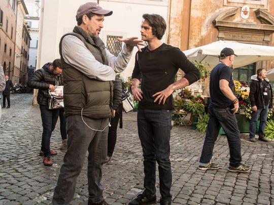 'American Assassin' director Michael Cuesta and Dylan
