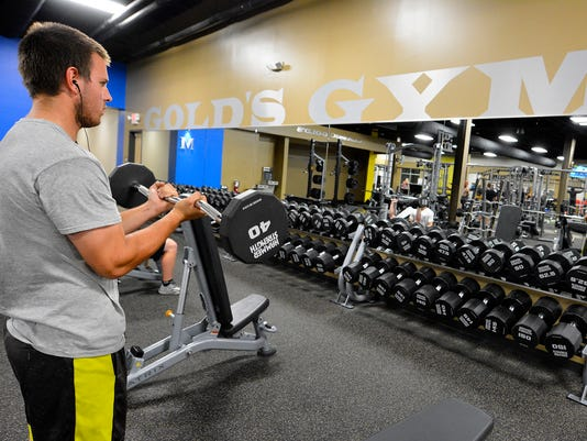 Gold's Gym opens new location