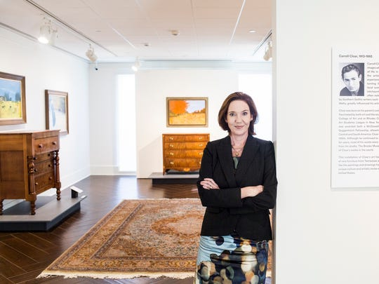 Emily Ballew Neff is executive director of the Memphis Brooks Museum of Art.