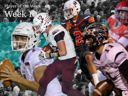 TRN Week 10 Player of the Week