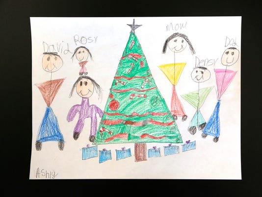 LAF Lafayette kids share holiday expertise