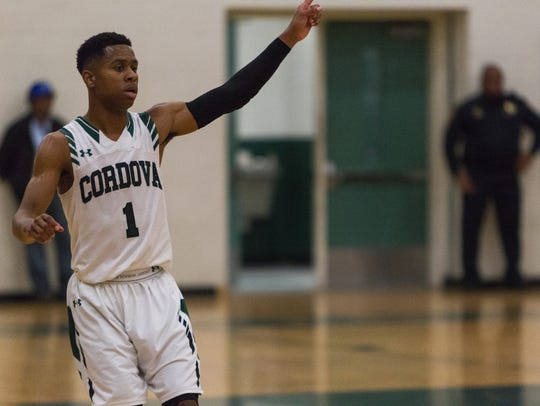 Tyler Harris and Cordova will host Munford Saturday to open the Region 7-AAA tournament.
