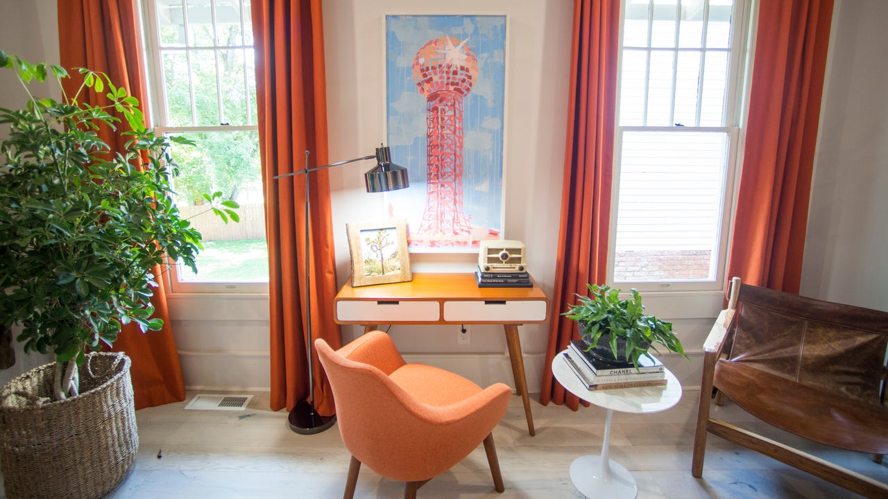Take a look inside HGTV's Urban Oasis 2017 home in Knoxville