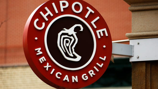Chipotle said it will retrain workers on food safety.