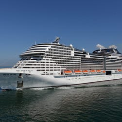Another giant Meraviglia Class cruise ship on the way for MSC Cruises