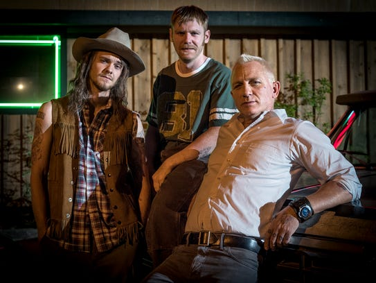 """Meet the Bang brothers from """"Logan Lucky:"""" Fish (Jack"""