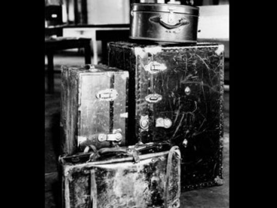 Both victims Lerio and Samuelson were sent on a train to Los Angeles while stuffed into trunks and a suitcase.