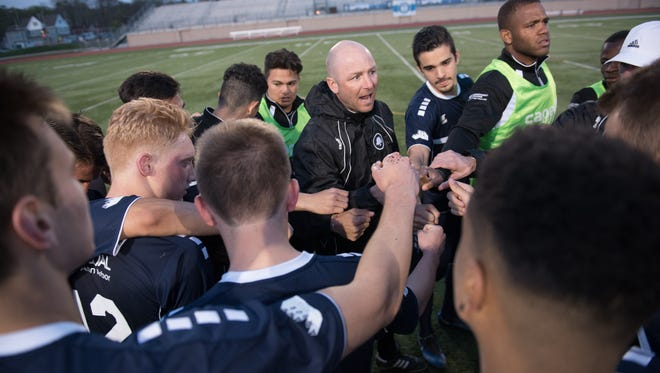 Eric Rudland has been coach of AFC Ann Arbor since 2016, taking over after two successful seasons with Lansing United.