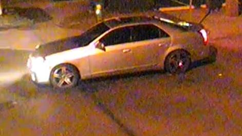 Metro Police are asking the public to help identify the people inside this vehicle in relation to a double shooting death May 23, 2017.