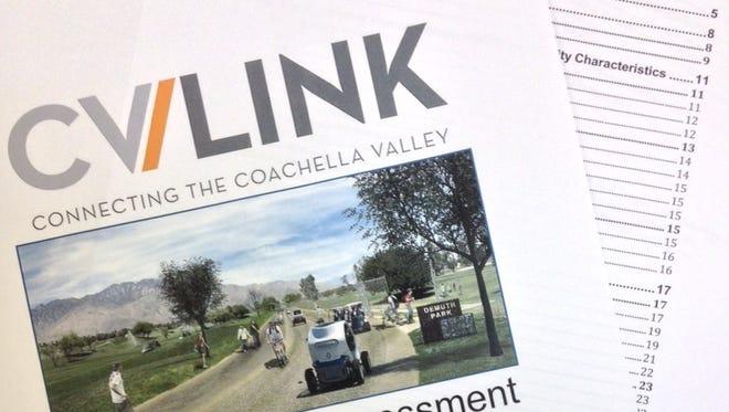 The debate on CV Link rolls on.