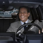 BMW Super Bowl ad has : Katie Couric, Bryant Gumbel discovering Internet.
