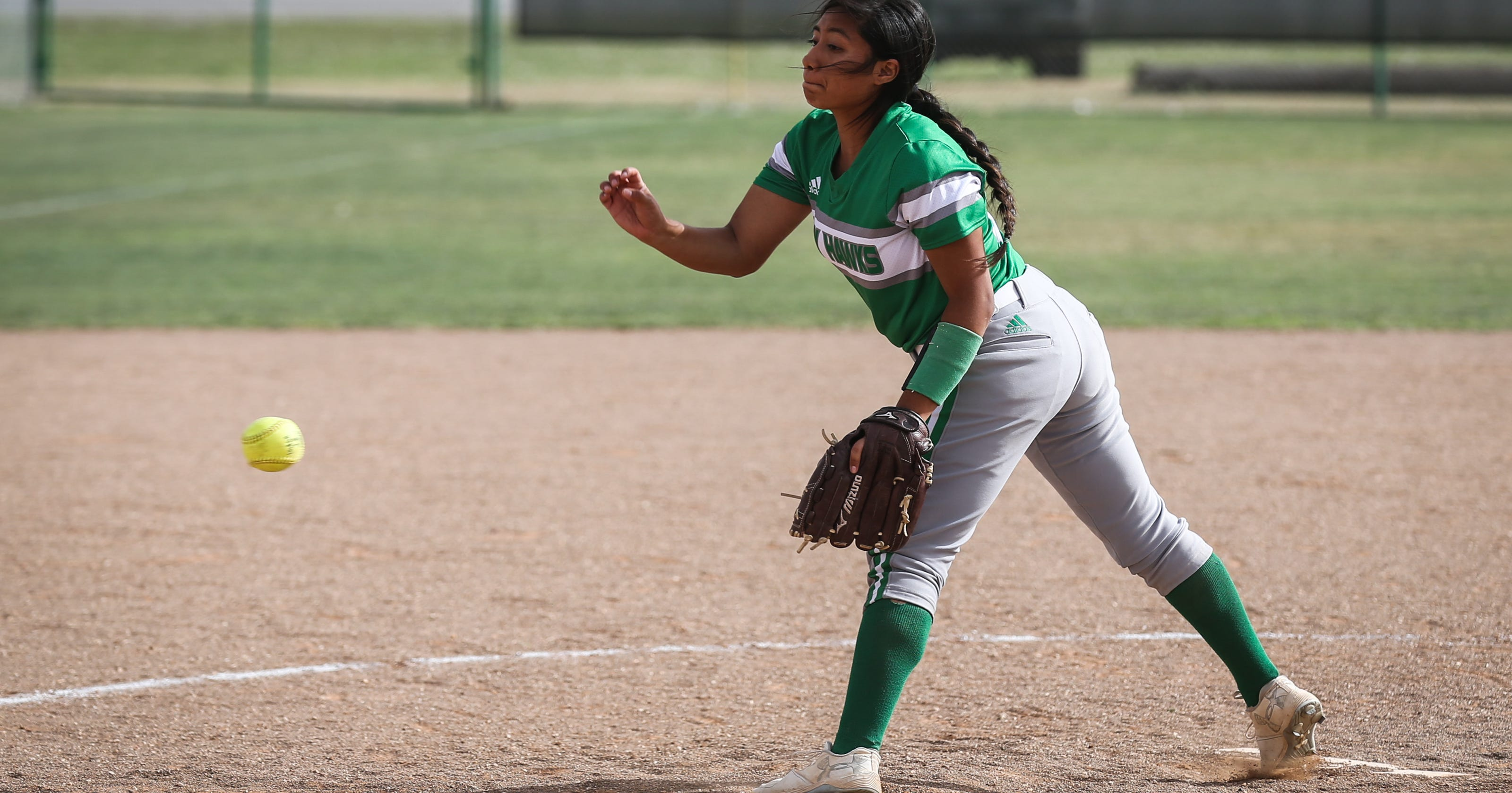Wall rallies past Ballinger to win District 4-3A softball title