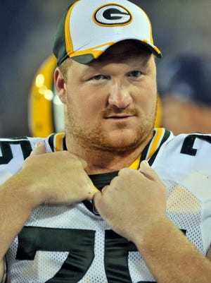 Green Bay tackle Bryan Bulaga could return from injury for the Packers' game against Detroit this weekend.