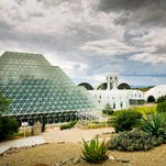 Photos: Biosphere 2 near Tucson