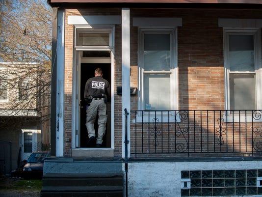 Camden double homicide