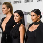 Blac Chyna's future sisters-in-law (L to R): Khloé, Kourtney, and Kim.