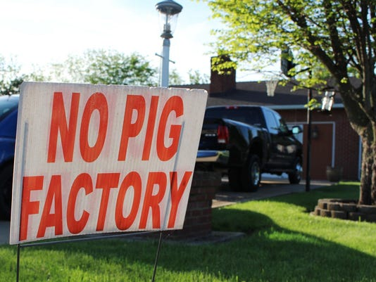Hog Farm Lawsuit