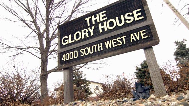 The Glory House, 4000 S. West Avenue. (Lloyd B. Cunningham/Argus Leader)