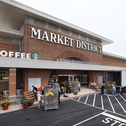 Carmel's Market District offers groceries and so much more