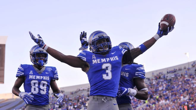 32. Anthony Miller, WR, Memphis