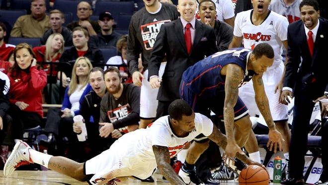 UC lost a tough one to UConn in the semifinals of the AAC tournament.