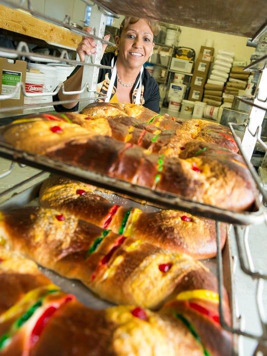 Rosca de Reyes 1