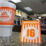 Table Settings: Tate teams battle it out in 'Whataburger Challenge'