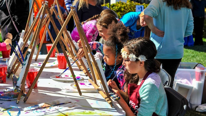 PierFest will feature crafts and activities for kids.