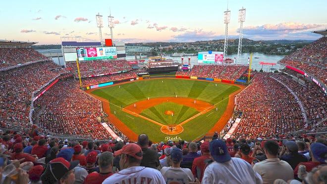 Cincinnati Reds at Great American Ball Park