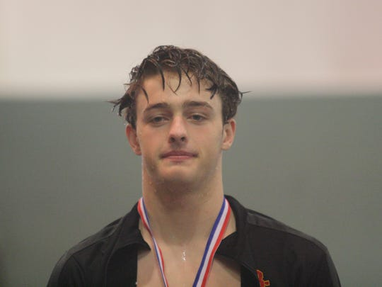 Bishop Fenwick's Adam Chaney wins the Division II state