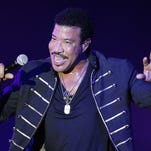 Singer Lionel Richie performs on stage, on March 21, 2015 in Monaco.
