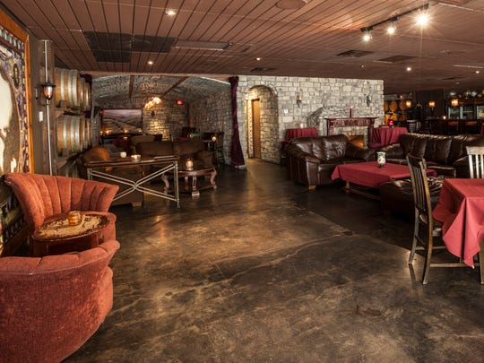Kazimierz Wine and Whiskey Bar in downtown Scottsdale features live entertainment nightly.