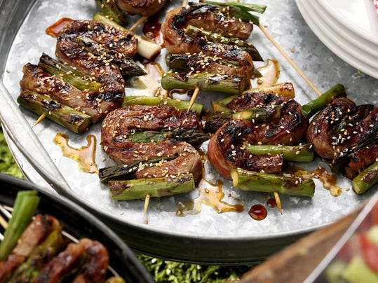 Think small: Quick grilling for Memorial Day with thinner cuts