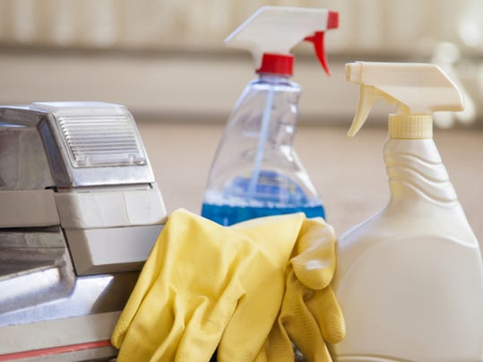 Living Smart: 9 spring cleaning tips for allergy sufferers
