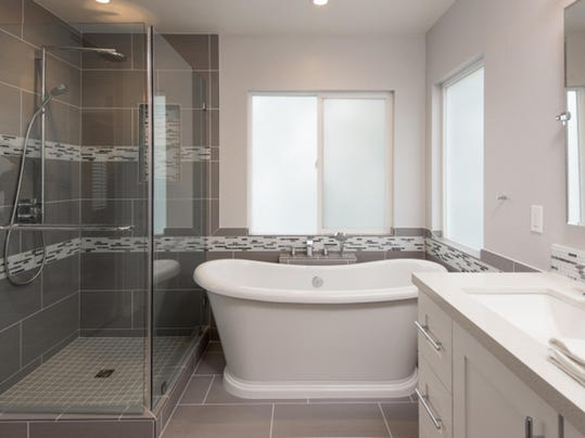 How much does bathroom tile installation cost for Cost to install bathroom