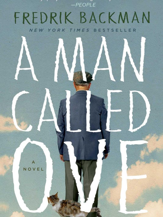 A Man Called OVE_bookcover