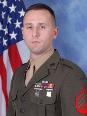 Marine Corps Sgt. Donald John Di Pietro was a student at Angelo State University when he died on March 9, 2013.