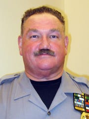 FILE PHOTO Little Egg Harbor Police Chief Richard Buzby